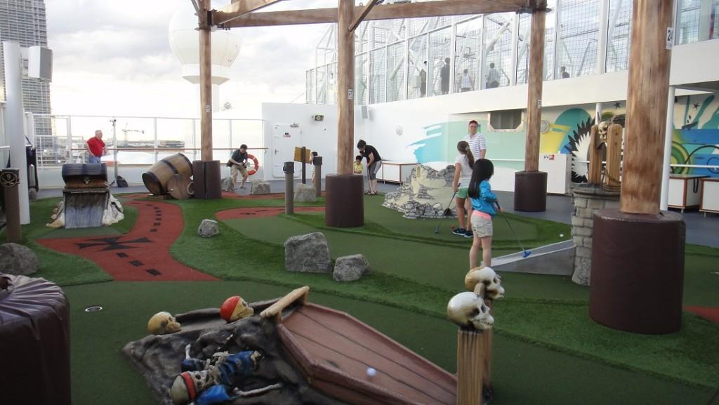 適合兒童玩的趣味高爾夫