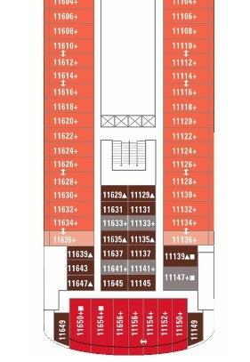仔細看所選的房號和附近設施