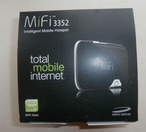 用 mifi 在歐洲行動上網
