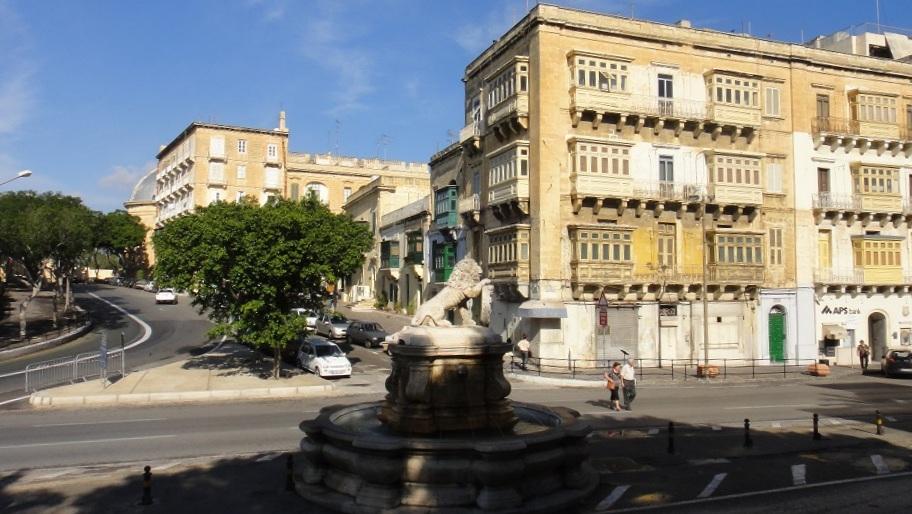 Malta 街道