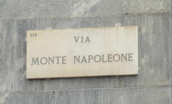 Monte Napoleone