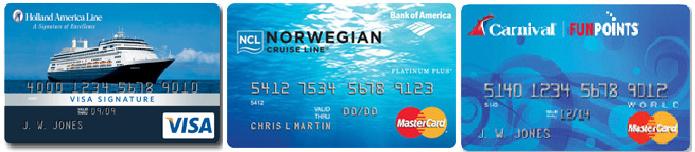 郵輪公司出的信用卡