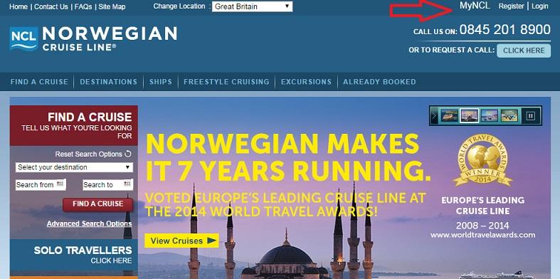 官網的右上角可以註冊或登入