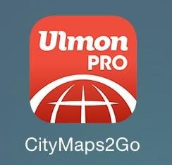 City Maps 2Go 是一個很好用的離線地圖 App