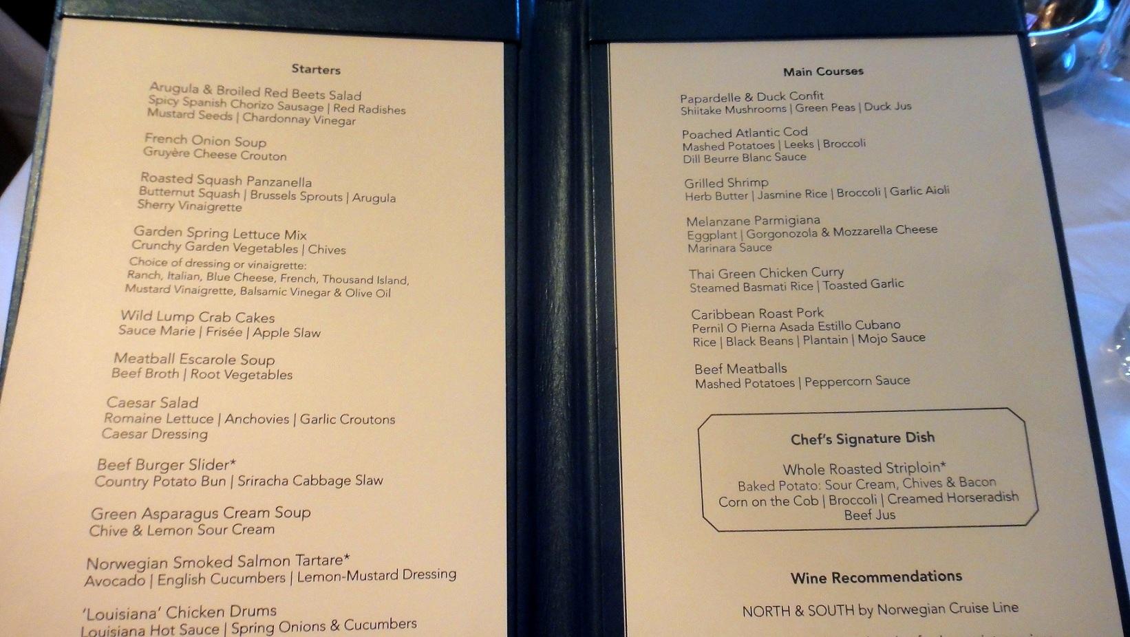 看著菜單上密密麻麻的英文,該怎麼點餐?