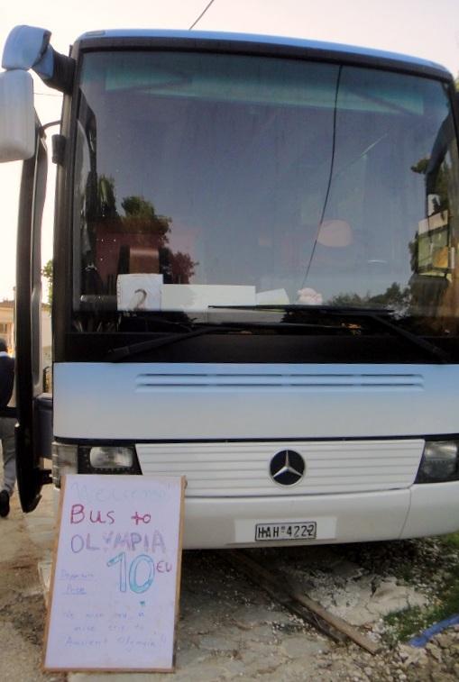 有很多巴士公司可以選擇 (價格都一樣)