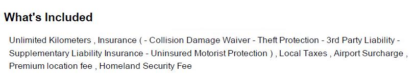 仔細檢查保險涵蓋的內容