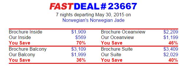 Norwegian Jade 的j五月份 7 天希臘小島行程