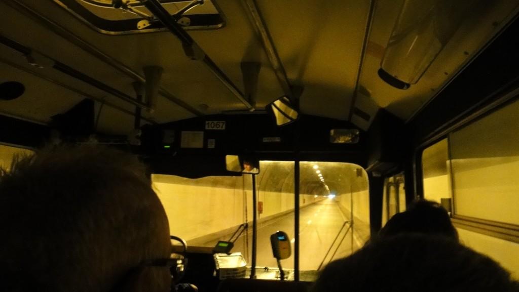 隧道的開通,提升了當地的交通安全