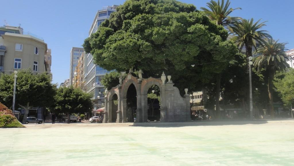 西班牙廣場另一景