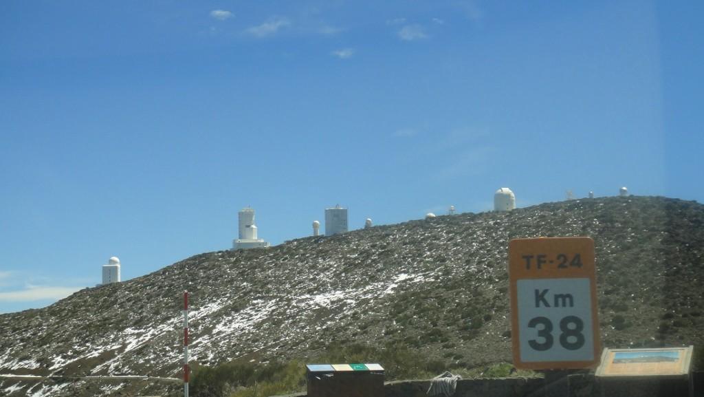 沿路上的觀測站