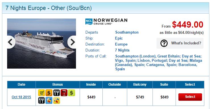 十月份的有些航程原價就已經很便宜了