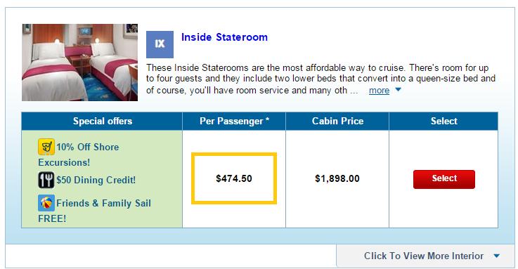 每個人的平均船票價格馬上下降了 ^^