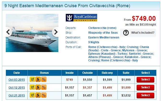 9 天希臘小島行程只要台幣 2萬3