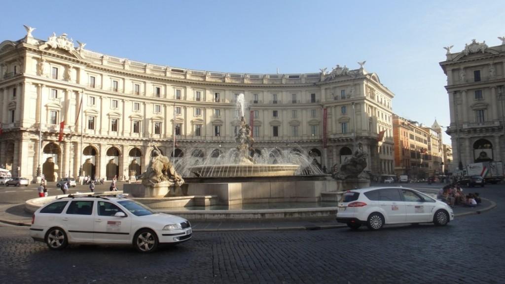 遺跡和建築遺產豐沛的羅馬,這裡的居民每天都和歷史生活在一起