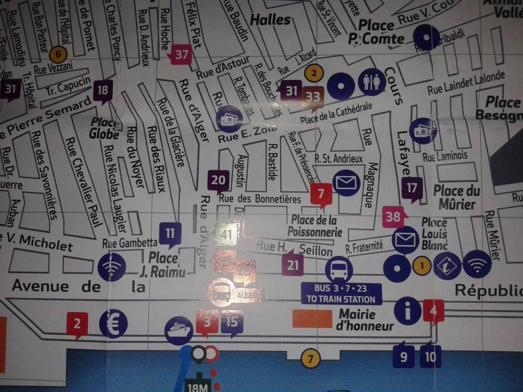 土倫市區地圖 (2)