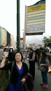 141202那不勒斯151或154港口公車去火車站