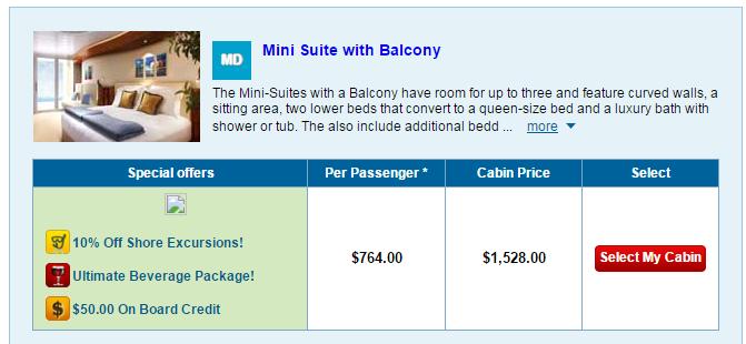 這麼便宜又還送飲料 package的 suite套房,錯過了真的讓人覺得可惜呢^^