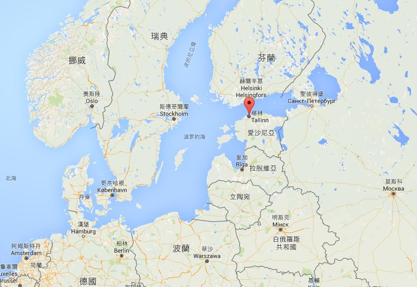 塔林可以說是北歐遊輪航線的必經港口