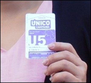U5一日票