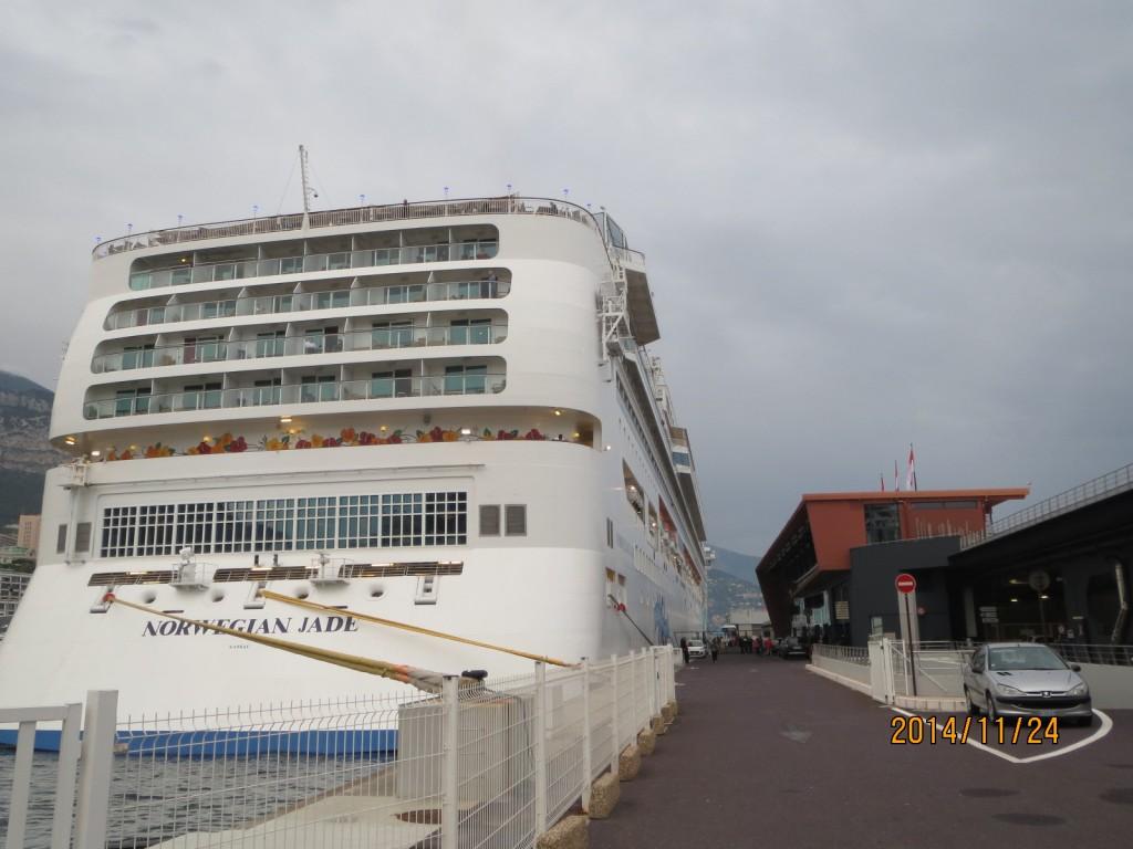 摩納哥港口