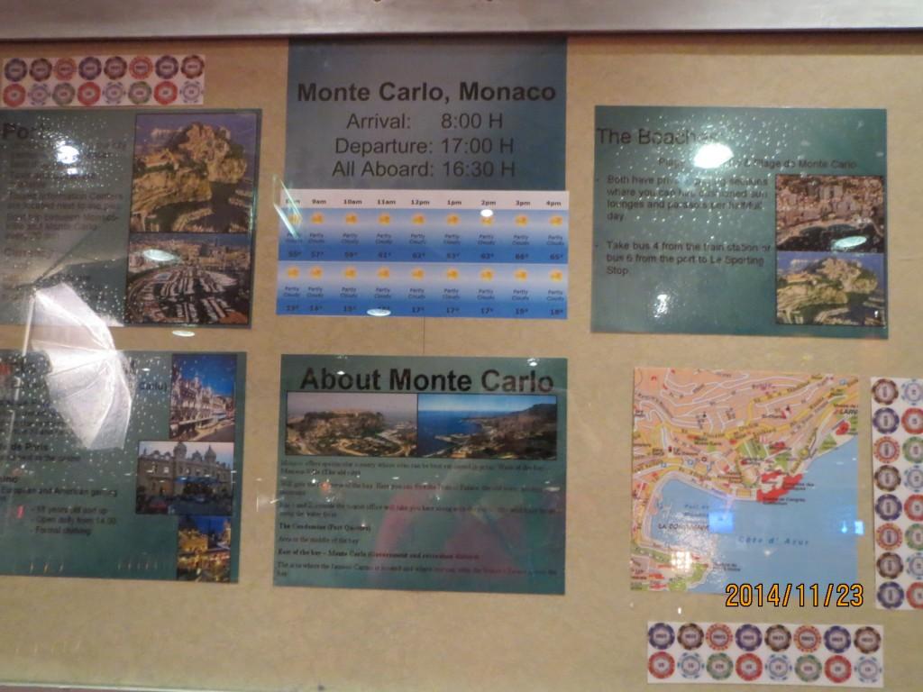 141124摩納哥郵輪資訊