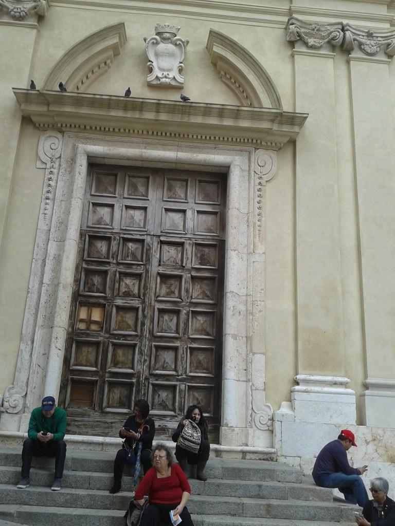 141129卡利亞里大象塔 (1)