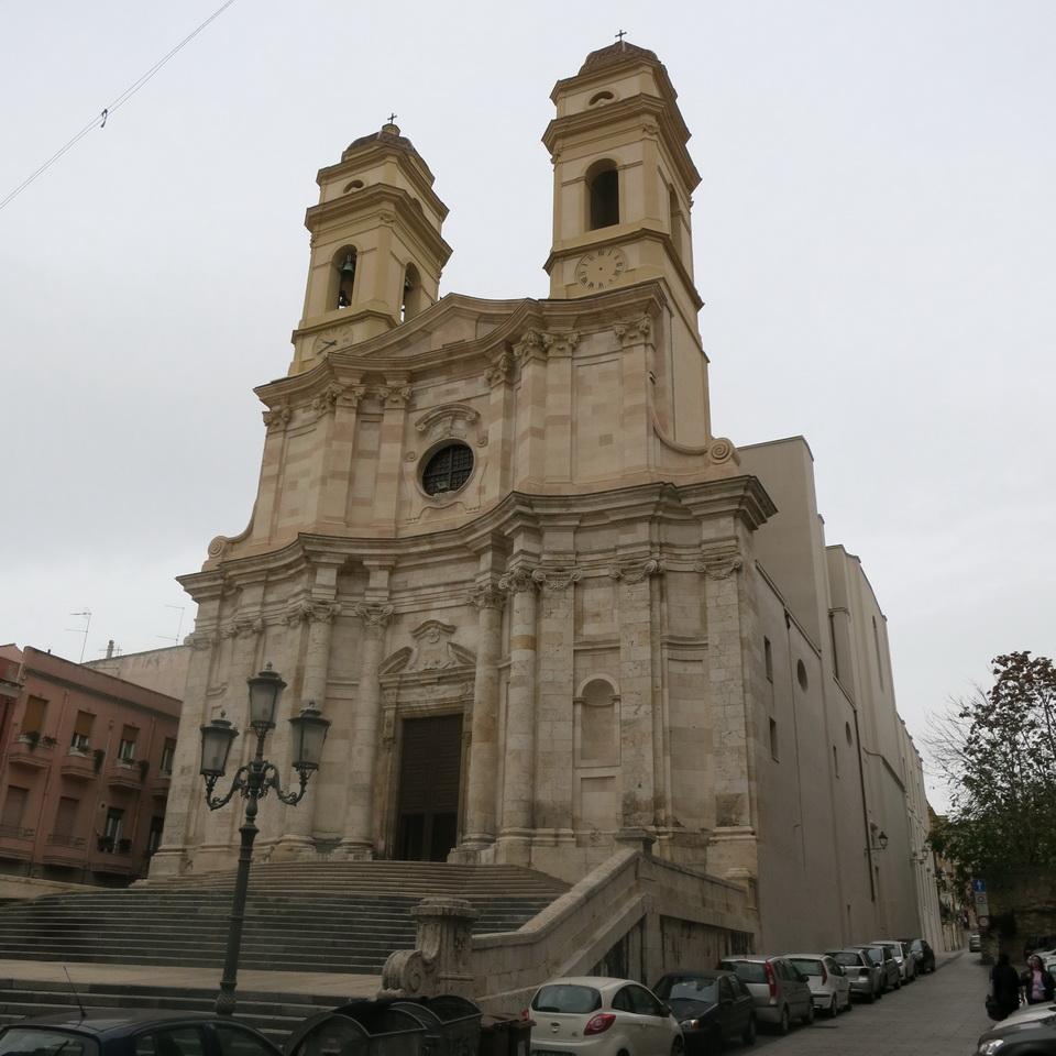 La parrocchiale di ant'Anna1565年