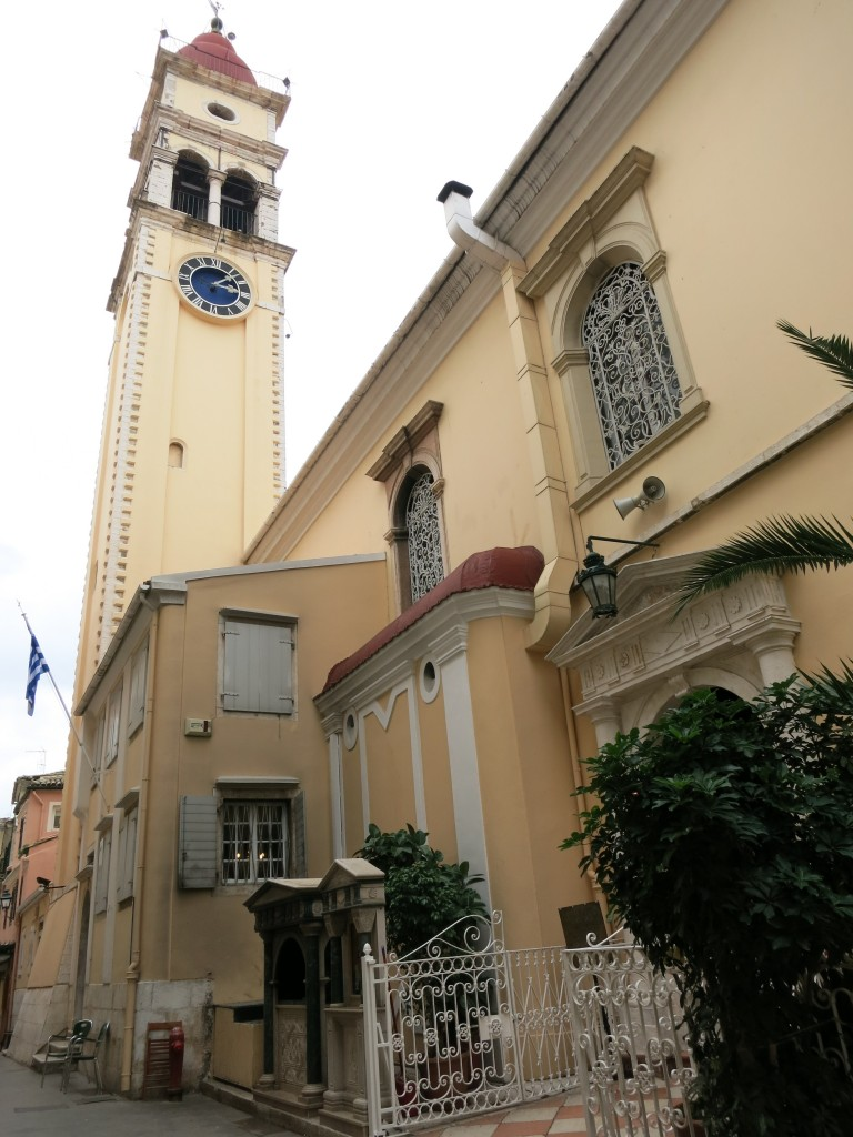 St Spyridon Church Tower