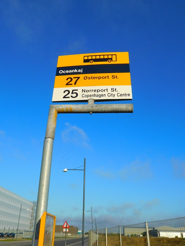 有25和27號公車可以搭