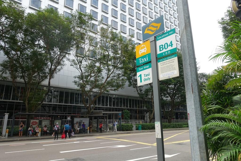 到了新加坡,才發現原來台北市的規劃是抄 (喔不~ 是學習) 新加坡的