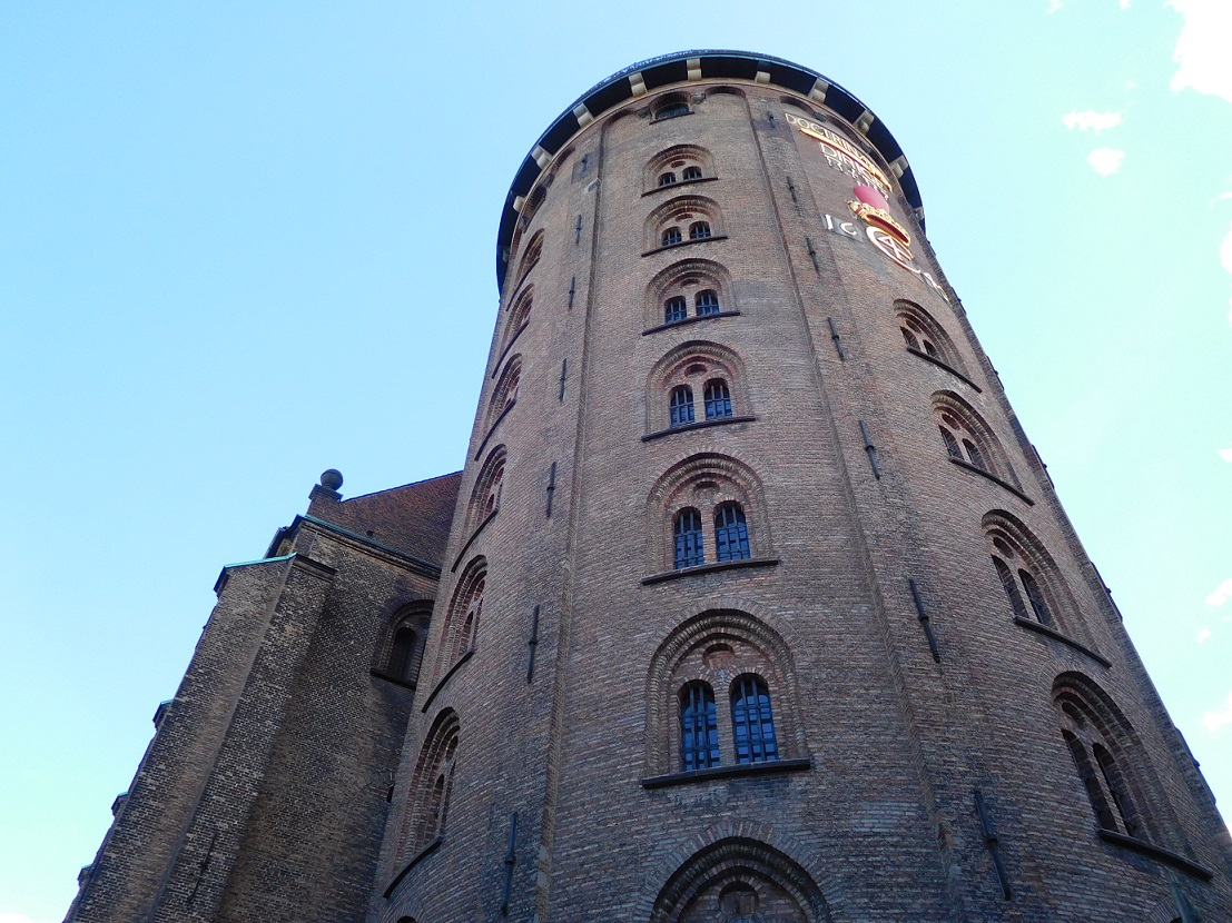 Rundetaarn 是建於17世紀,歐洲最古老的天文台