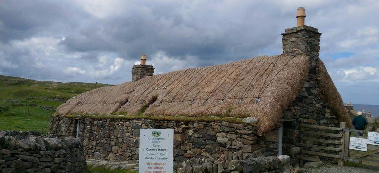 Stornoway (斯托諾韋)-探訪蘇格蘭 Lewis 島的巨石陣及傳統黑屋