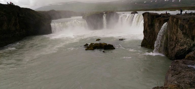 Akureyri (阿克雷里)-冰島的北方大城