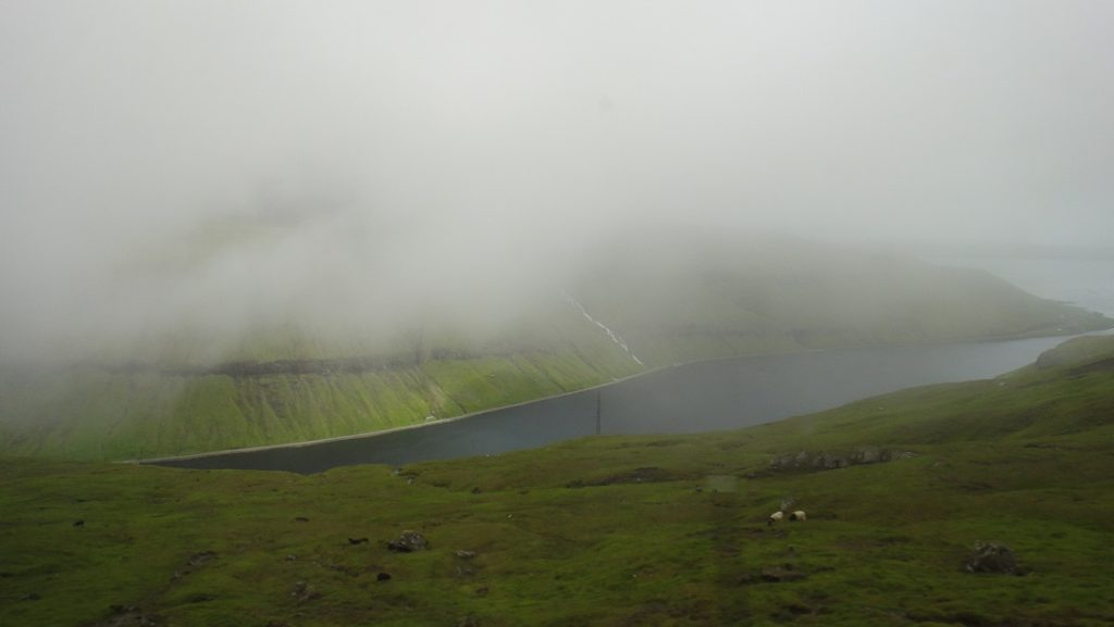 充滿神秘色彩的山間秘境