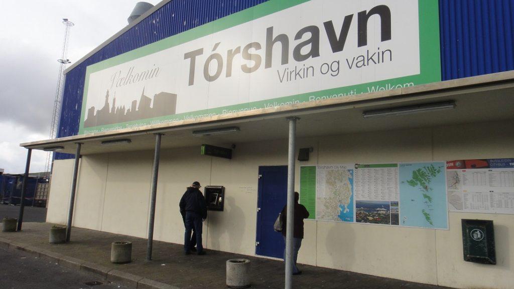 身上帶不夠丹麥克朗的人,這裡有ATM可以領錢 (雖然真的用不太到現金~)