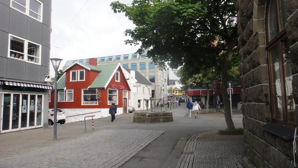 街道另一景