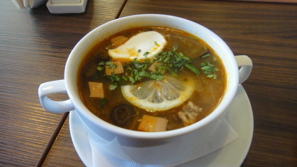 這個湯不錯喝~