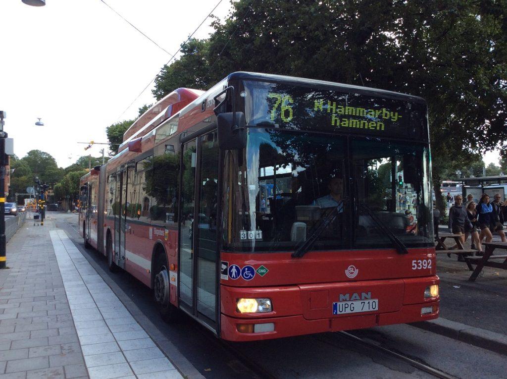 76 號公車
