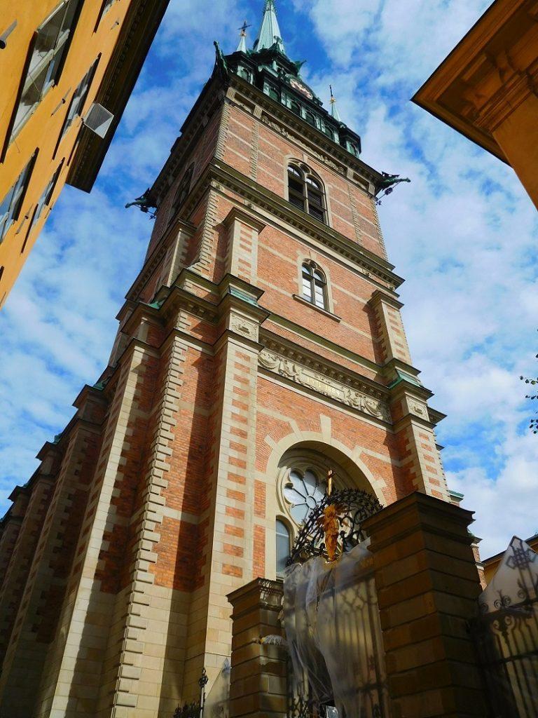 舊城區的教堂