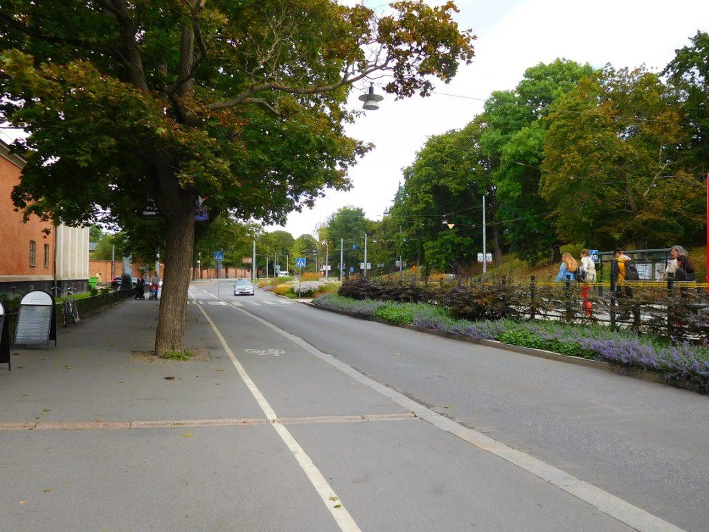 乾淨的街道