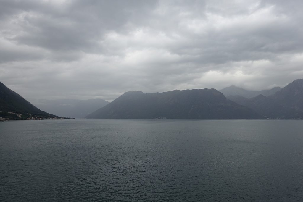 蒙特內哥羅有歐洲最南的峽灣景色