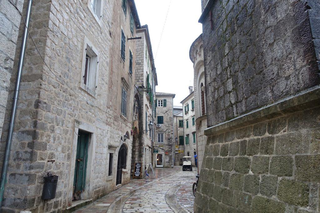 保存了數百年的老巷