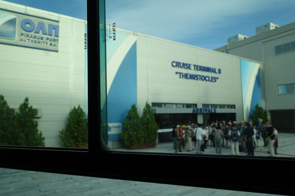 Piraeus 的 cruise terminal B