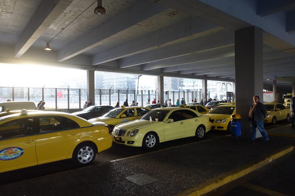 碼頭雖然有很多計程車,不過我們不太需要