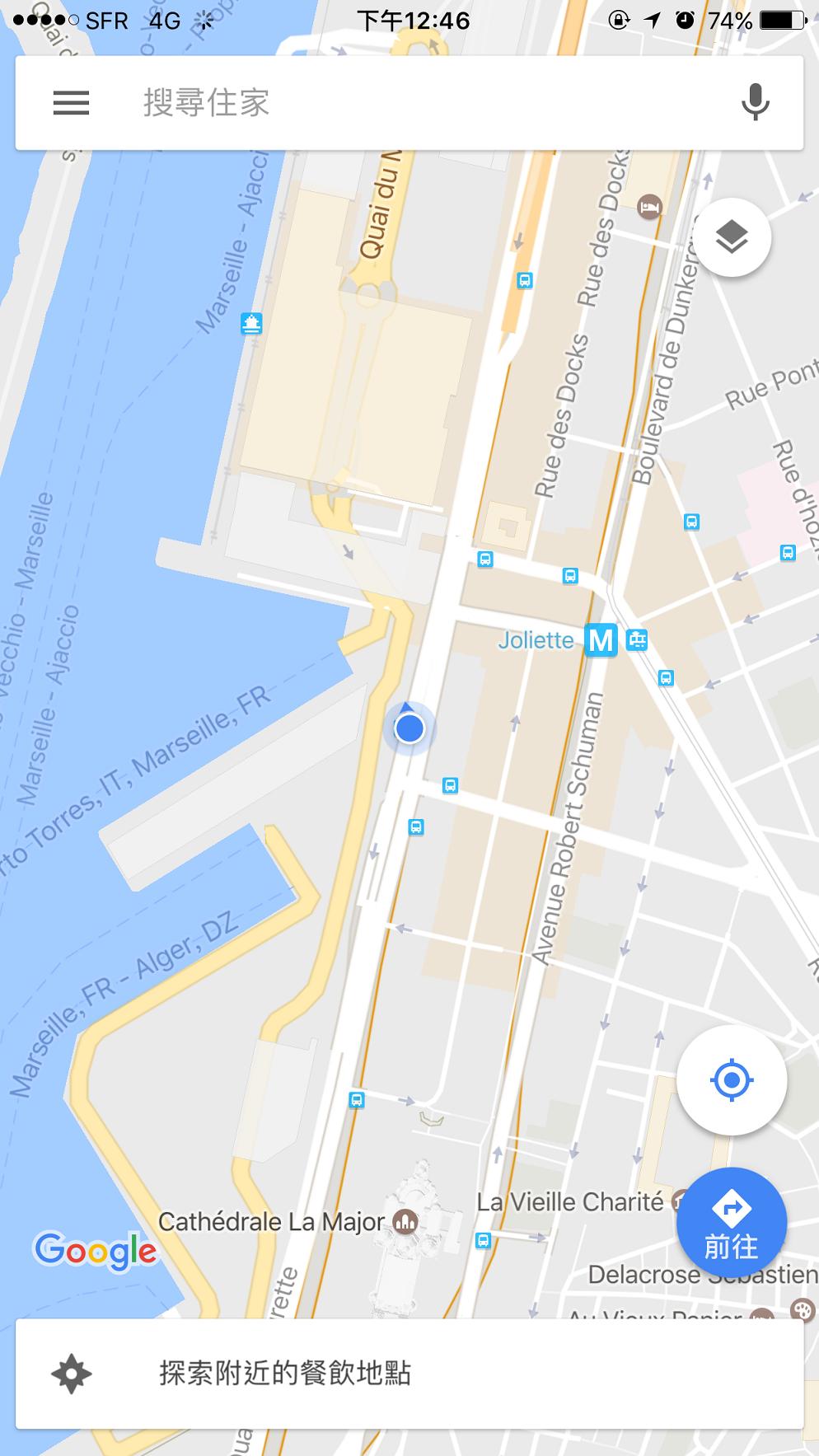 接駁車舊港下車位置