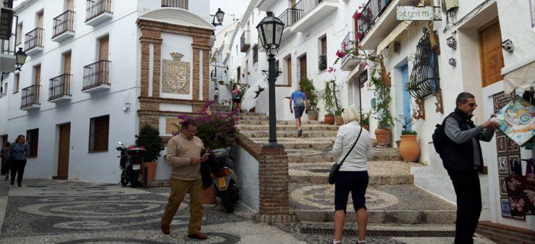 Malaga (馬拉加) _ Nerja歐洲陽台及Frigiliana夢幻白色山城