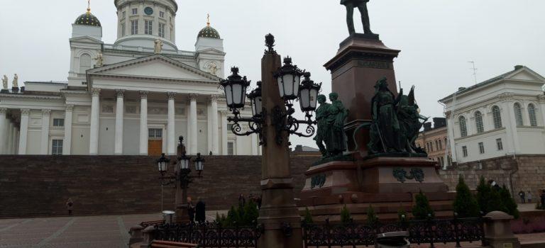 Helsinki (赫爾辛基)-融合自然與藝術設計的城市